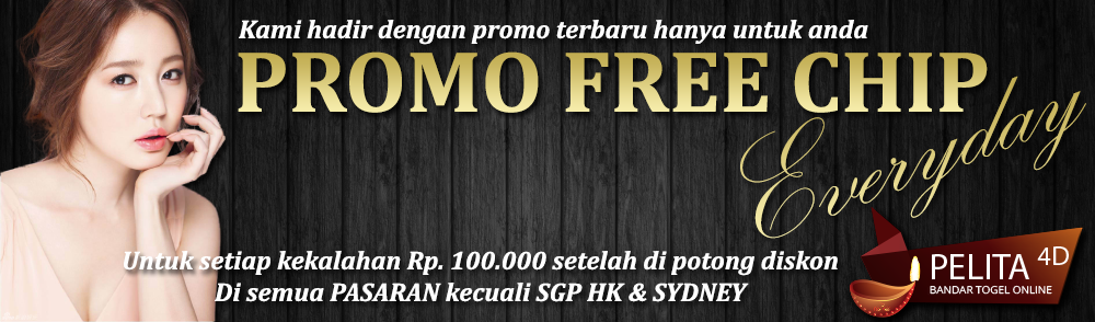 PROMO FREE CHIP